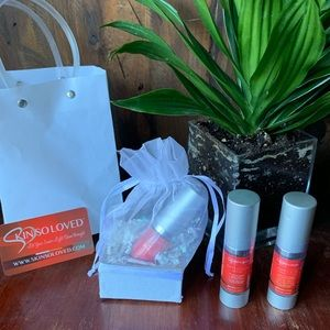 Other - SkinSoLoved 3 piece skincare. - NEW